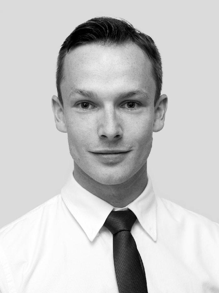 Max Felix Herrmann Portrait