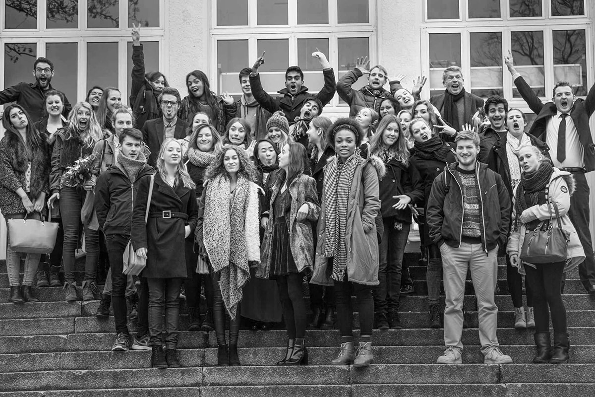 Interact Film Festival Berlin – Team image