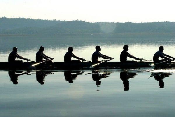 Rowing People